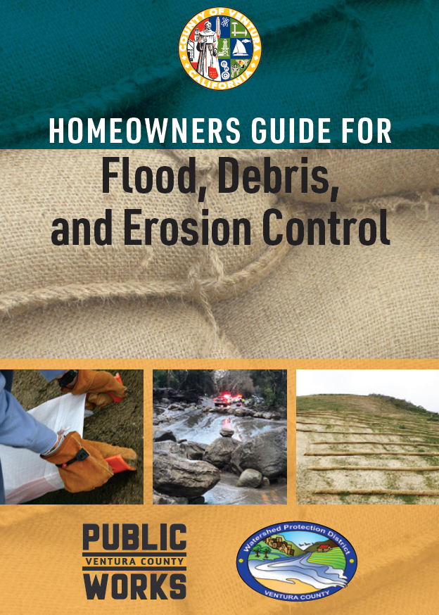Homeowners Guide for Flood, Debris, and Erosion Control